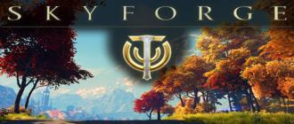 Обзор игры Skyforge