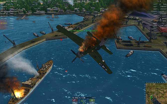 Геймплей World of Warplanes