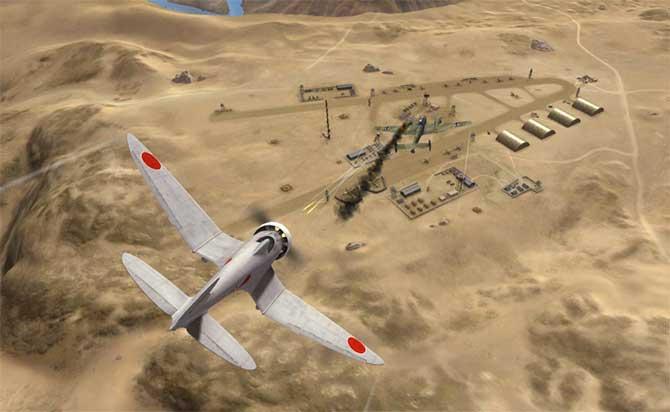 Качество графики в World of Warplanes