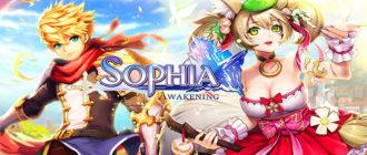 Обзор игры Sophia Awakening