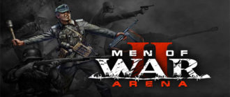 Обзор онлайн стратегии Men of War 2 Arena
