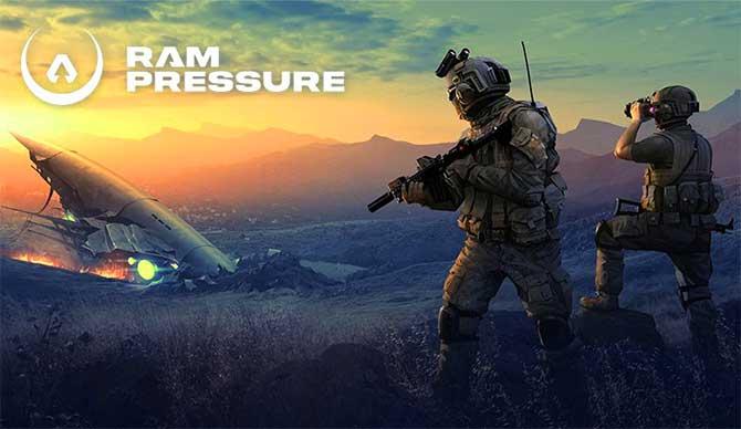 Регистрация в игре RAM Pressure