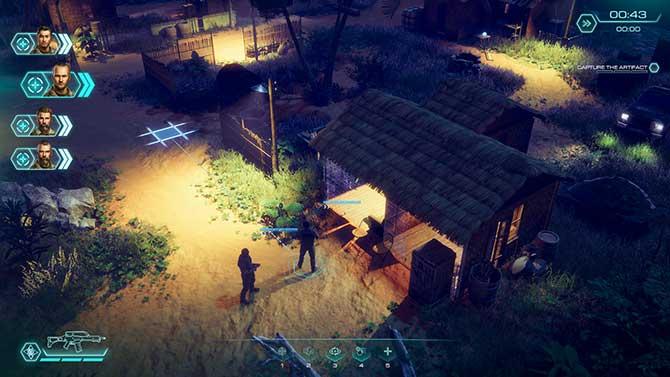 Скриншот из игры RAM Pressure