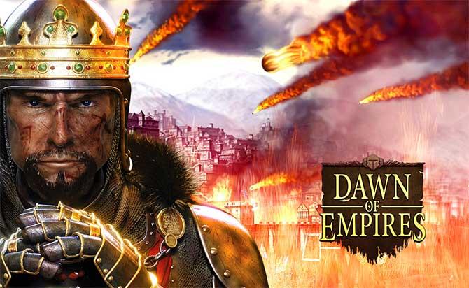 Регистрация в игре Dawn of Empires