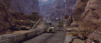 The Frontier мод для New Vegas