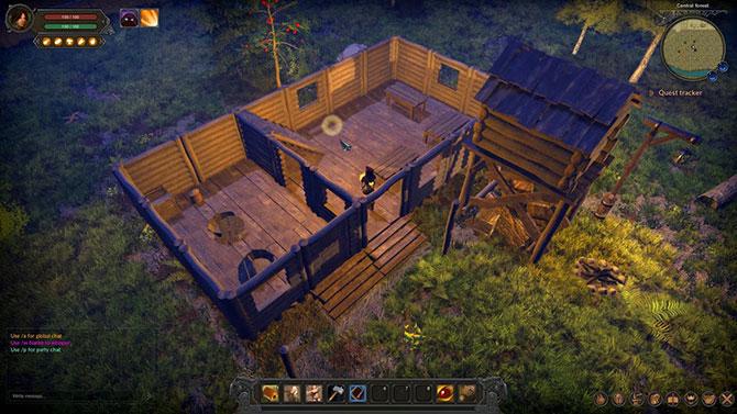Игровой процесс wild terra 2 new lands