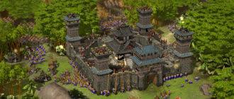 Кооперативный режим в игре Stronghold Warlords