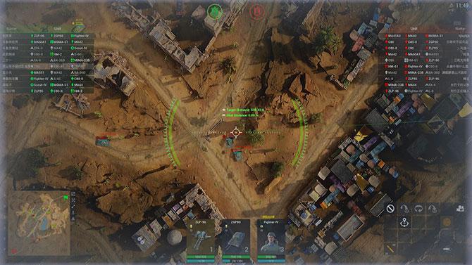 Обзор геймплея игры Iron Conflict
