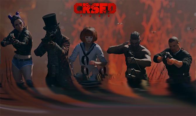Обзор игры CRSED F.O.A.D