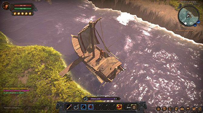 Так выглядит графика в игре wild terra 2 new lands