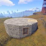 Упрощенный режим в игре Rust