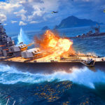 World of Warships в Epic Games