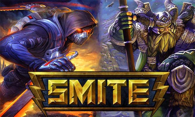 Обзор игры SMITE