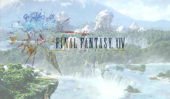 Онлайн игра Final Fantasy 14