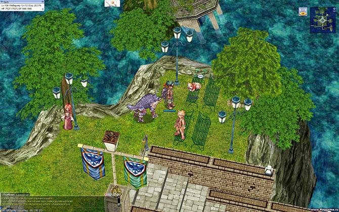 Качество графики игры Ragnarok Online Prime