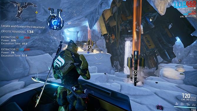 Обзор геймплея игры Warframe