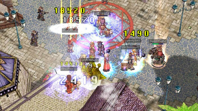 Особенности игры Ragnarok Online Prime