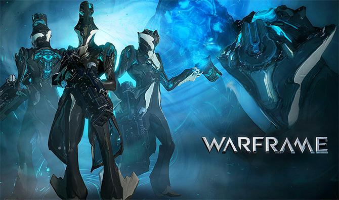 Регистрация в игре Warframe