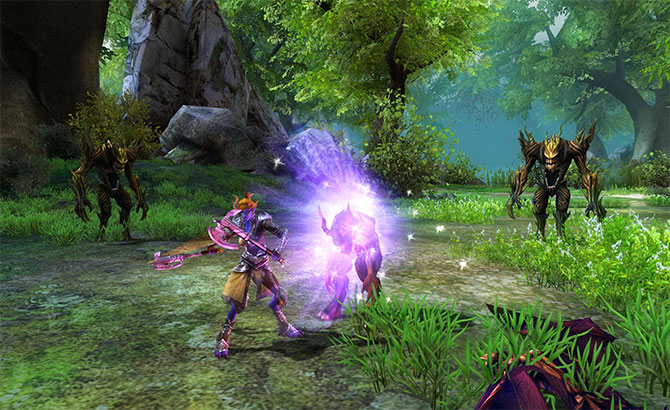 Боевая система в игре Сфера 3 Ярость сокрушителя