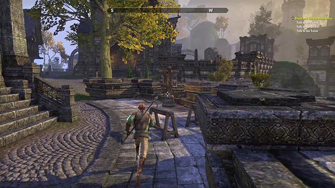 Качество графики в игре The Elder Scrolls Online