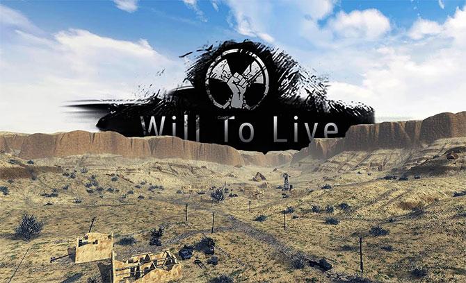 Регистрация в игре Will To Live Online