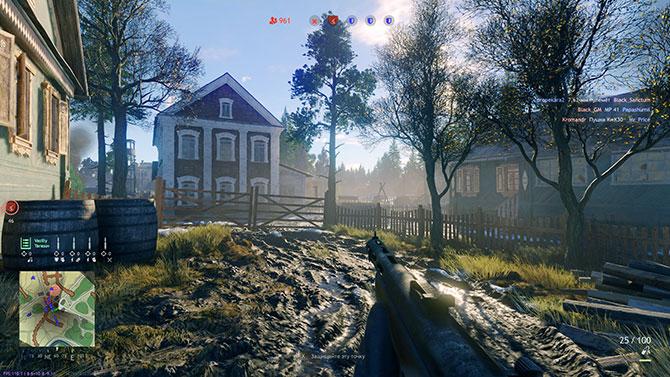 Скриншот из игры Enlisted