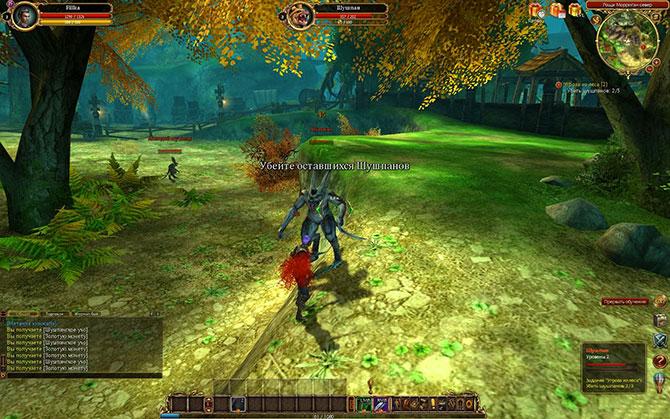 Скриншот из игры Сфера 3 Ярость сокрушителя