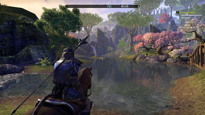 Скриншот из игры The Elder Scrolls Online