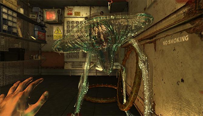 Скриншот игры Monstrum 2