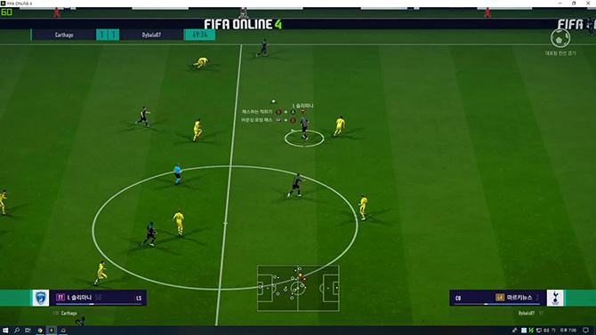 Игровая механика FIFA Online 4