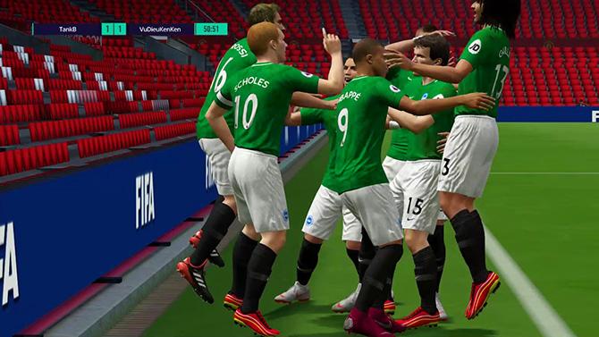 Обзор геймплея FIFA Online 4