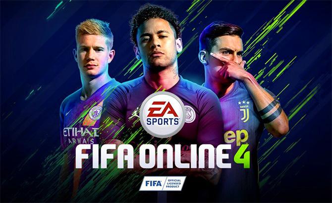 Регистрация в игре FIFA Online 4