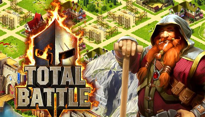 Регистрация в игре Total Battle