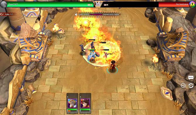 Скриншот игры Dark Genesis