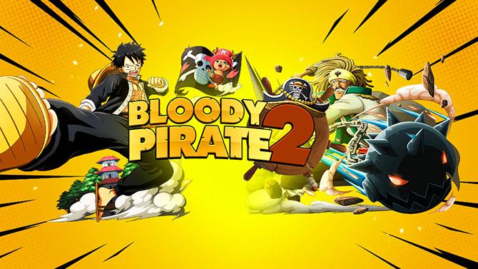 Браузерная РПГ Bloody Pirate 2