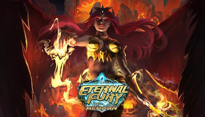 Регистрация в игре Eternal Fury Reborn