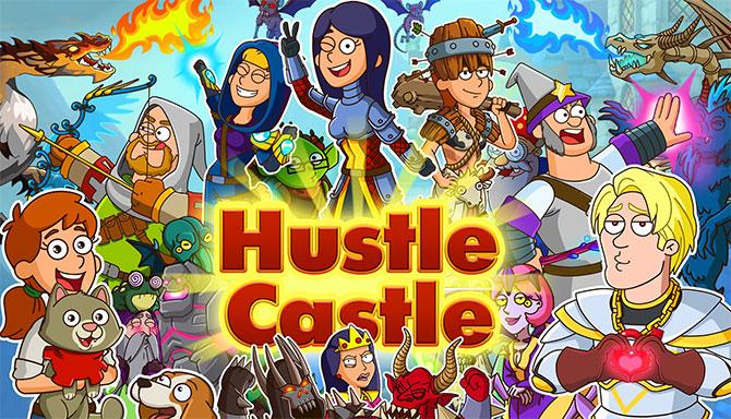 Регистрация в игре Hustle Castle
