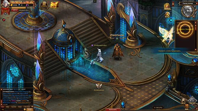 Скриншот из игры Eternal Fury Reborn