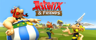 Обзор игры Asterix and Friends