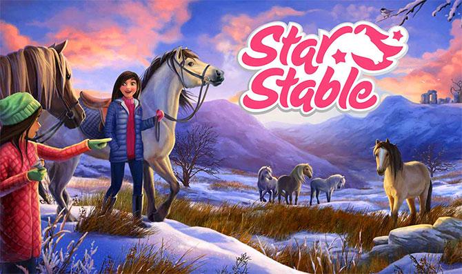 Регистрация в игре Star Stable