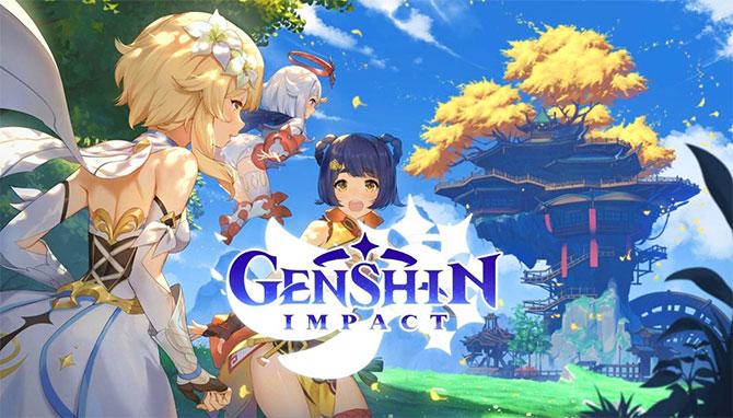 Регистрация в ММОРПГ Genshin Impact
